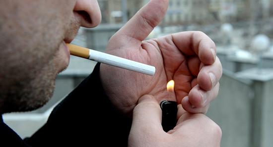 Курение вызывает повышение среднего объема тромбоцитов