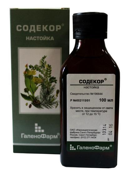 Препарат Содекор
