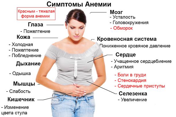 Последствия низкого гемоглобина у девушек thumbnail